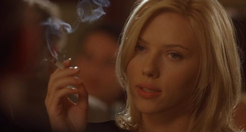 Scarlett Johansson in Woody Allen\'s Match Point (2005)