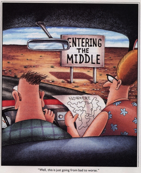 Entering The Middle