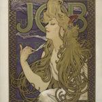 "Alphonse Mucha: ""Job"", 1898"