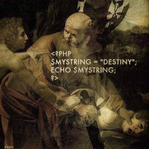 """Echo"" by Columbian artist ""9000"" (2009)"