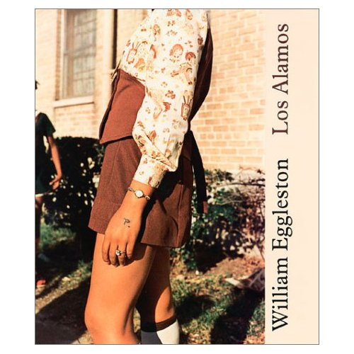 """Cover for """"Los Alamos"""" by William Eggleston, Scalo publishers, 2003"""