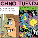 "Techno Tuesday: ""Best Clip Ever"""