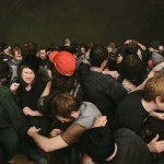Dan Witz Paintings: Mosh Pits, 2010