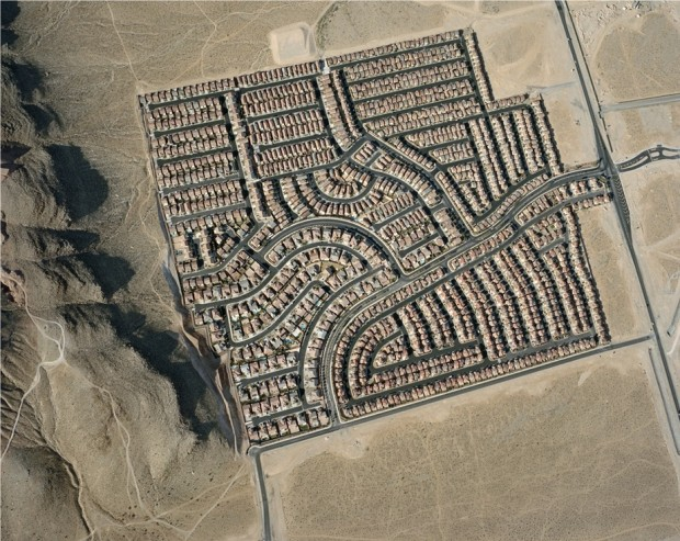Christoph Gielen, Untitled V, Nevada, 2010