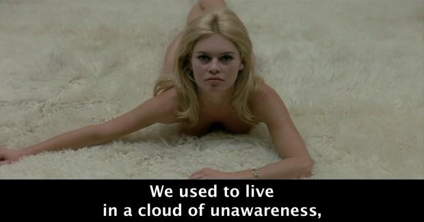 Contempt by Jean-Luc Godard, 1963