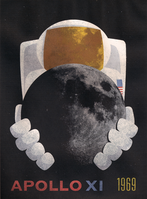 """Apollo XI"" by Christopher David Ryan, July 2009"