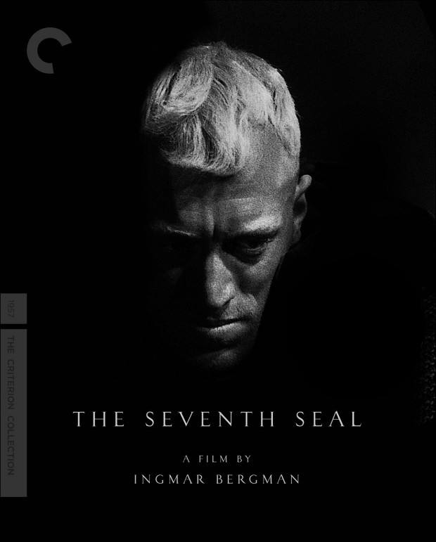 Design for DVD and Blu-ray editions of Ingmar Bergman's film The Seventh Seal (The Criterion Collection)