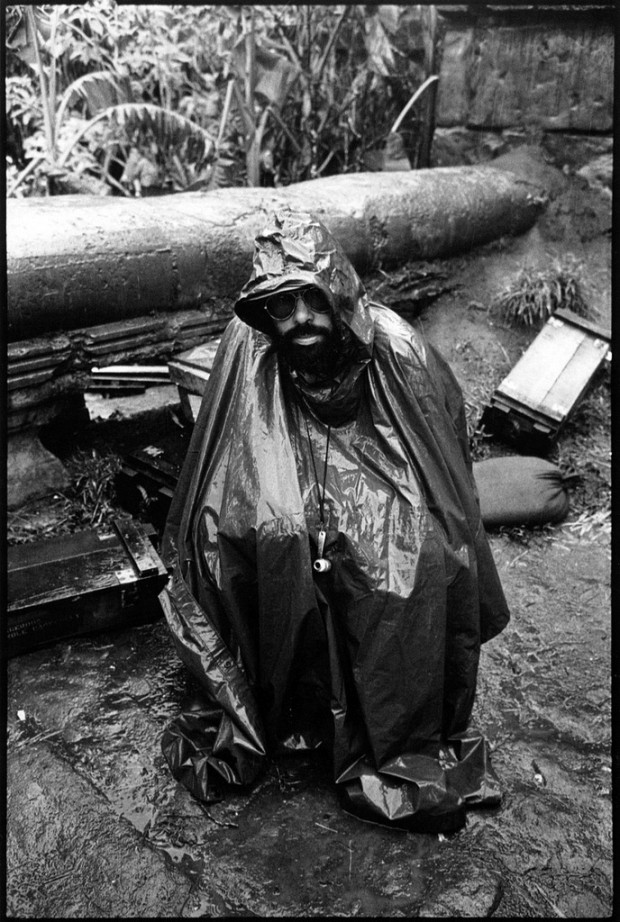 Francis Ford Coppola by Mary Ellen Mark, 1976