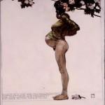 Jeffrey Catherine Jones, American Painter and Illustrator (1944-2011)