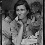 "Dorothea Lange: ""Migrant Mother"", 1936"