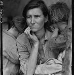 "Dorothea Lange: ""Migrant Mother"", 1936"