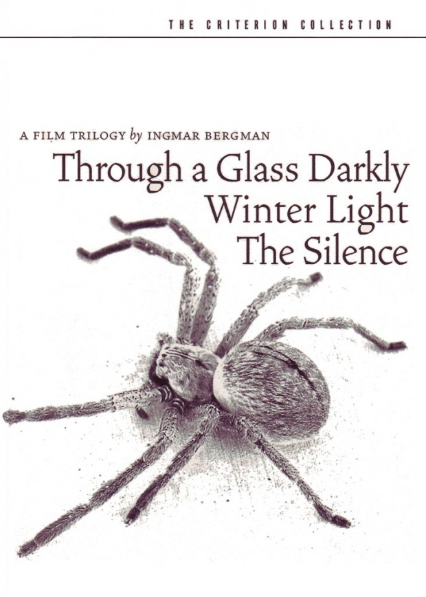 "Cover design by Eric Skillman for ""Through a Glass Darkly"" (1961), The Criterion Collection no. 209"