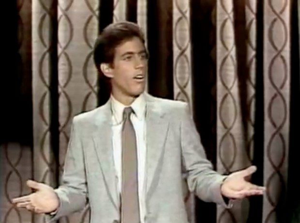 Jerry Seinfeld first appearance on The Tonight Show, May 1981