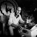 Writers at their typewriters (Guardian.co.uk, May 11, 2011)