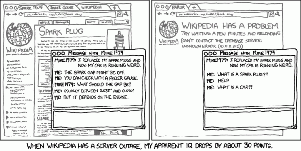 """Extended Mind"", XKCD no. 903 by Randall Munroe (May 2011)"