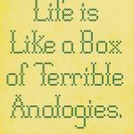On (bad) analogies