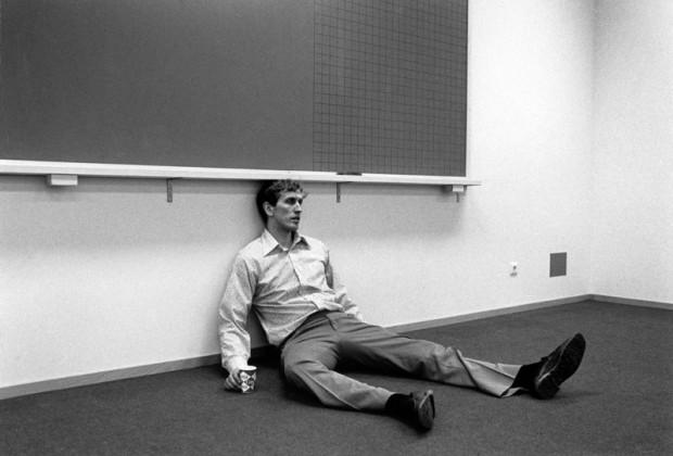 Bobby Fischer by Harry Benson, c. 1972