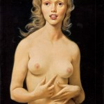 John Currin's Paintings
