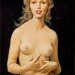 John Currin's Paintings