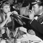 New Year's eve party, 1952