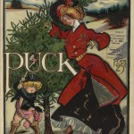 Puck Christmas Number, December 1900