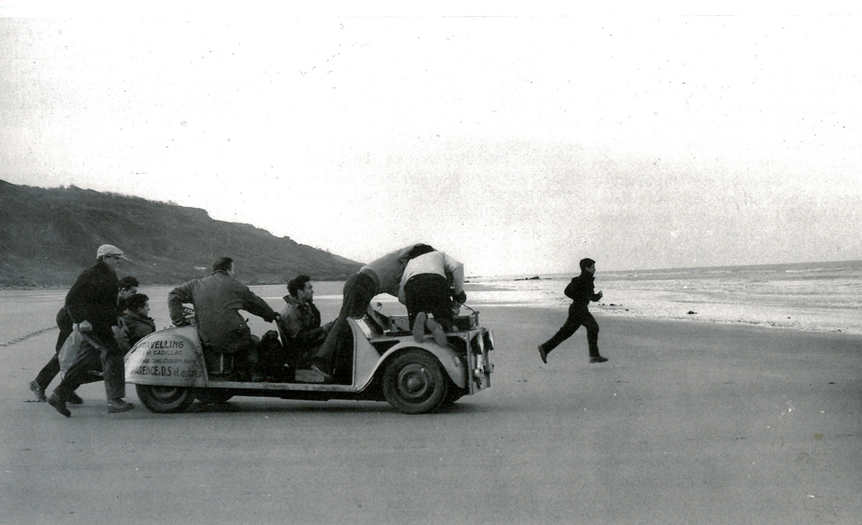 Behind the scene photos from fran ois truffaut s the 400 blows les 400 coups 1959 - Cinema chatellerault les 400 coups ...