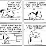 Peanuts, February 12, 1965