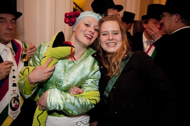 Carnival in Helmond, February 2012, photo by Martin Parr