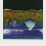"""Ruined Polaroid #47"" from the Ruined Polaroids series, 2011. © 2012 William Miller."