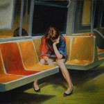 """Q Train"" Nigel Van Wieck (1990)"