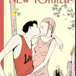 The New Yorker Cover - May 6, 2002, by Istvan Banyai
