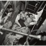 Hot summers in New York: Weegee and Arthur Miller