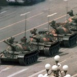 Whatever Is Standing - Tiananmen, June 5, 1989