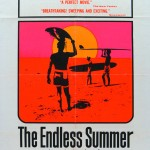 'The Endless Summer' movie poster by John Van Hamersveld, 1964