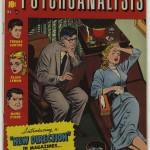 'Psychoanalysis', Tiny Tot Comics, No. 1, April 1955 (cover)