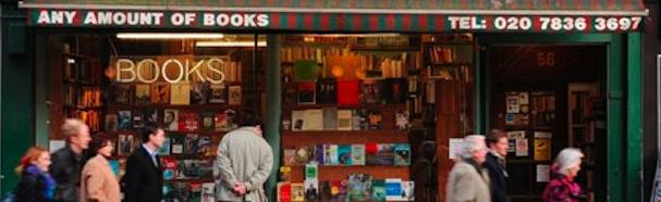 Second hand bookshop 008