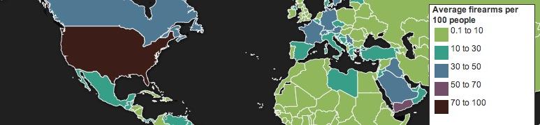 Map guns world