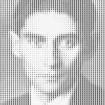 """Franz Kafka"" by David Ope, July 3, 2012. © David Ope"