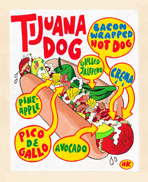 Philly Hot Dog Recipe