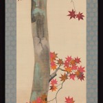 """Autumn Maple"", Sakai Ôho, 1808-1841"