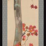 """""""Autumn Maple"""", Sakai Ôho, 1808-1841"""