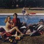 Déjeuner sur l'herbe (diptych), Alain Jacquet, 1964