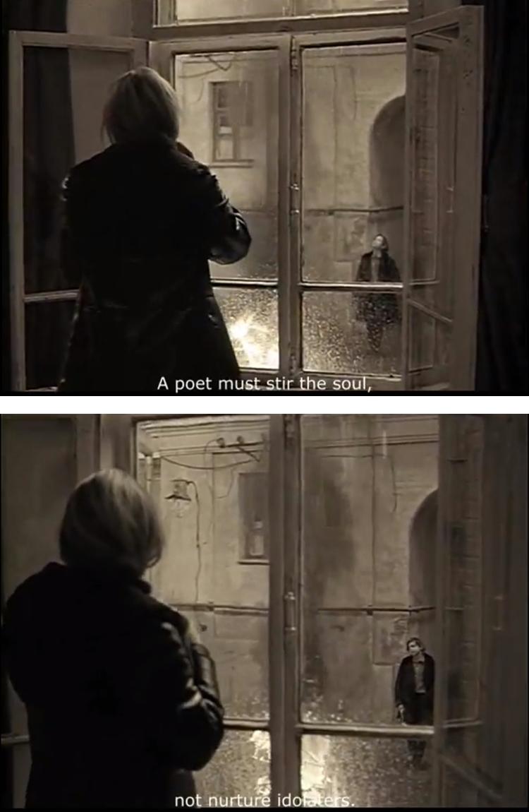 Mirror By Andrei Tarkovsky 1975