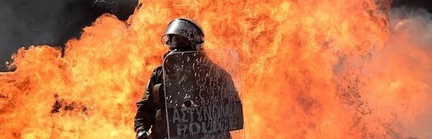 Riot athens sept2012