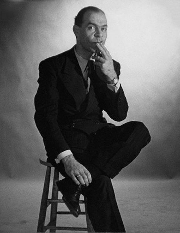 Denis de Rougemont, photographed by Constantin Joffe, 1947. © Condé Nast Archive/Corbis