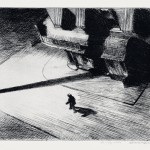 """Night Shadows"" by Edward Hopper, 1921"