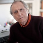 """The author Don DeLillo and his trusty manual typewriter at home in Westchester County, N.Y."" Photo credit: Sara Krulwich/The New York Times, 2010. Retrieved from NYTimes.com"