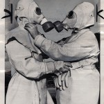 """Atomic Age Kiss?"", International News Photo, 1954"
