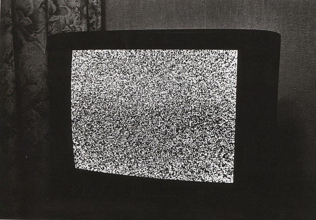 """Imitation"" by Daido Moriyama, 1995, 20 x 24 in. Image retrieved from Steven Kasher Gallery."