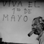 """""""Viva el 1ro de Mayo"""" by Ernesto Bazan, 1997"""